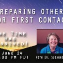 Preparing Others for First Contact