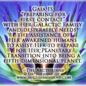 Assist GAIA to Transition into 5D Planet