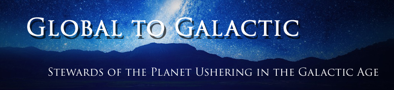 Global to Galactic Multidimensional Leadership Training with Suzanne Lie and the Arcturians