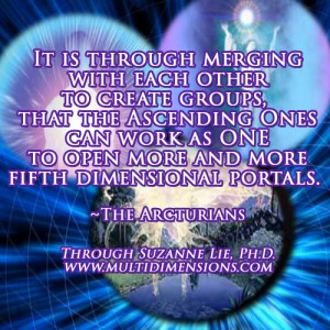 Merge with Fellow Ascending Ones