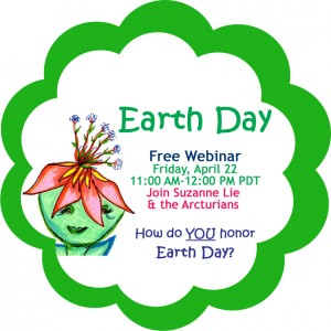 Earth Day Webinar